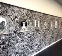 Marselisborg udsnit - Installationsfoto: