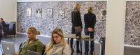 Marselisborg - Installationsfoto: